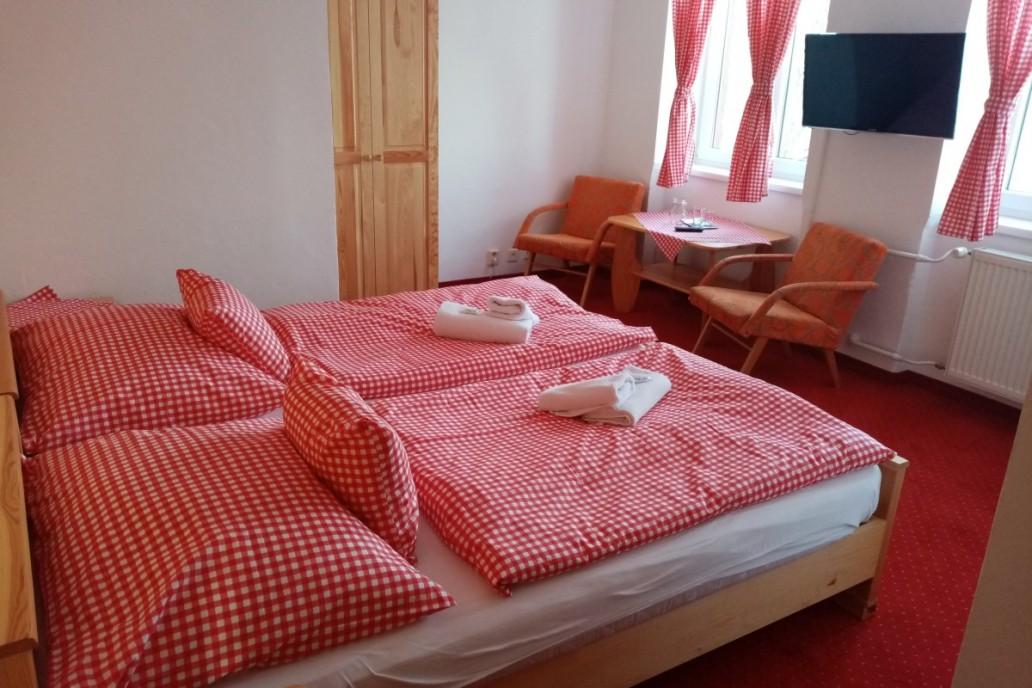 Dvojlôžková izba Standard Penzión Zora Family Tatranská Lomnica