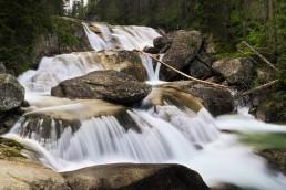 Penzión Zora Family Tatranská Lomnica - turistika - Studenovodské vodopády