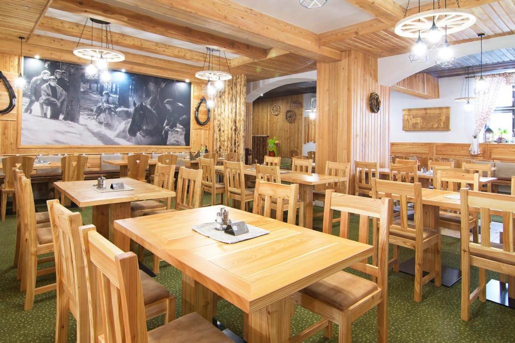 Reštaurácia Fiaker Vysoké Tatry Tatranská Lomnica Penzión Zora Family